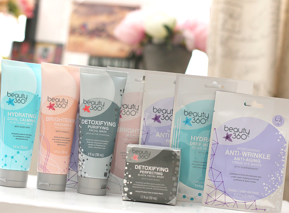 beauty 360 masks all