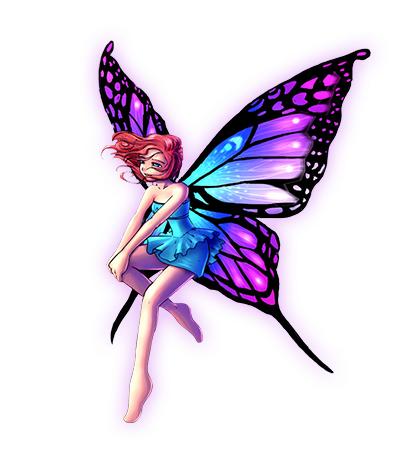 fairy-flying