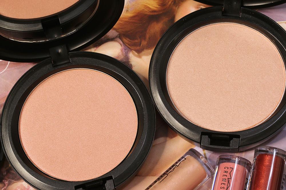 mac faerie whispers beauty powder