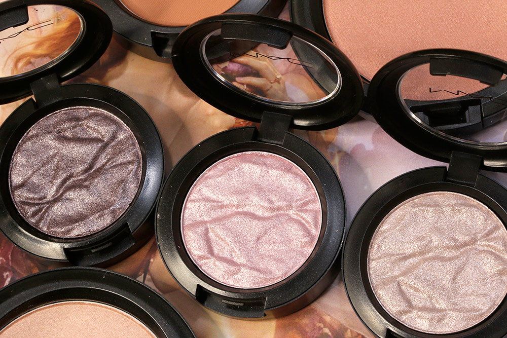 mac faerie whispers collection foiled eyeshadows 1