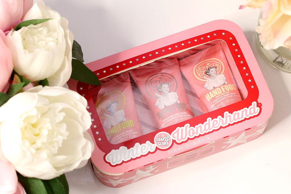 soap glory winter wonderhand