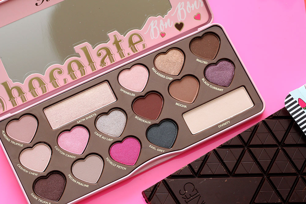 too faced chocolate bon bons 2