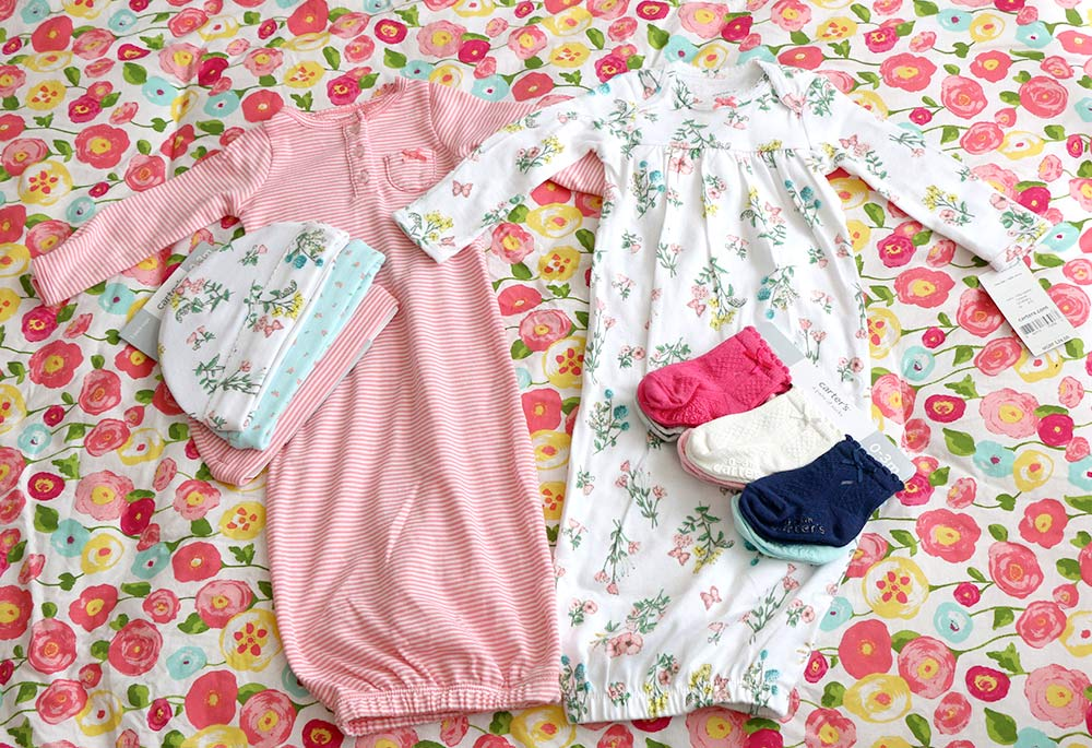 carters gowns 1000