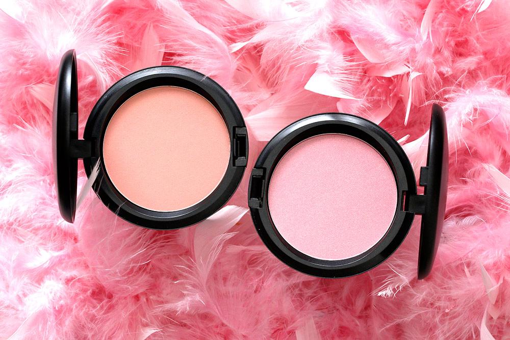 mac pearl blossom sunny surprise