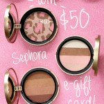 Sephora giveaway!