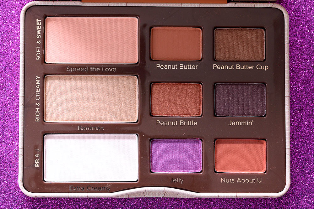 too faced peanut butter jelly palette 2