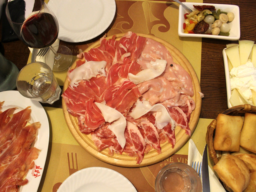 Italian Cold Cuts