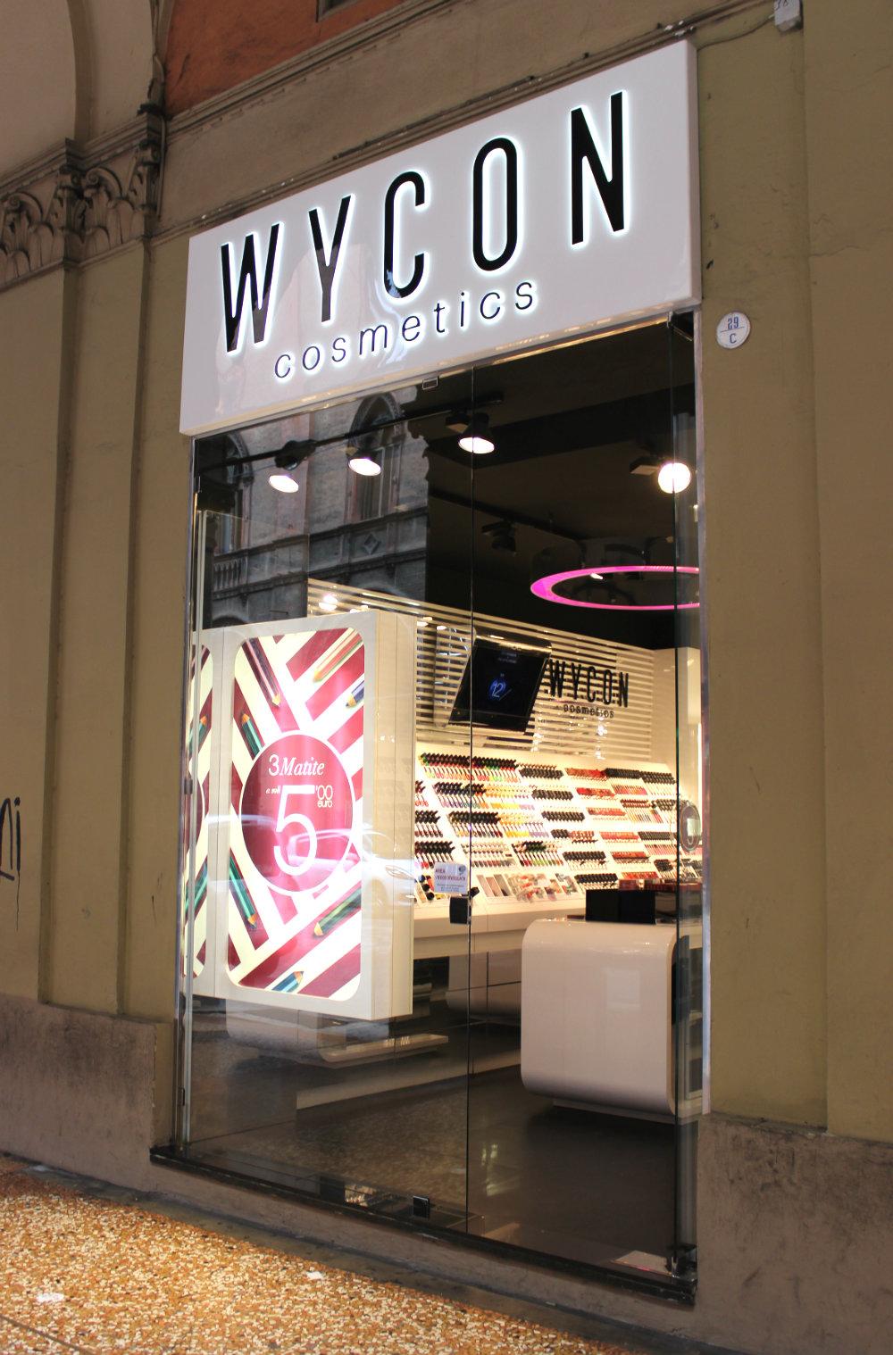 Wycon Store Bologna Italy