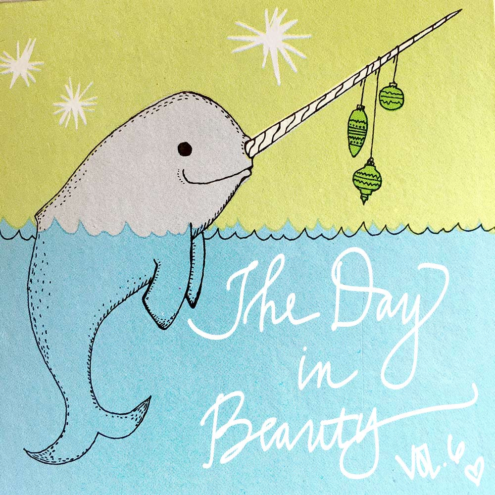 Day in Beauty Vol. 6: Narwhals, Foaming Face Cleansers, More Korean Skin Care, and an Improv Journal