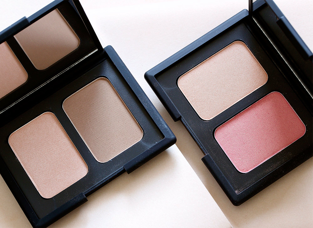 nars hot sand duo
