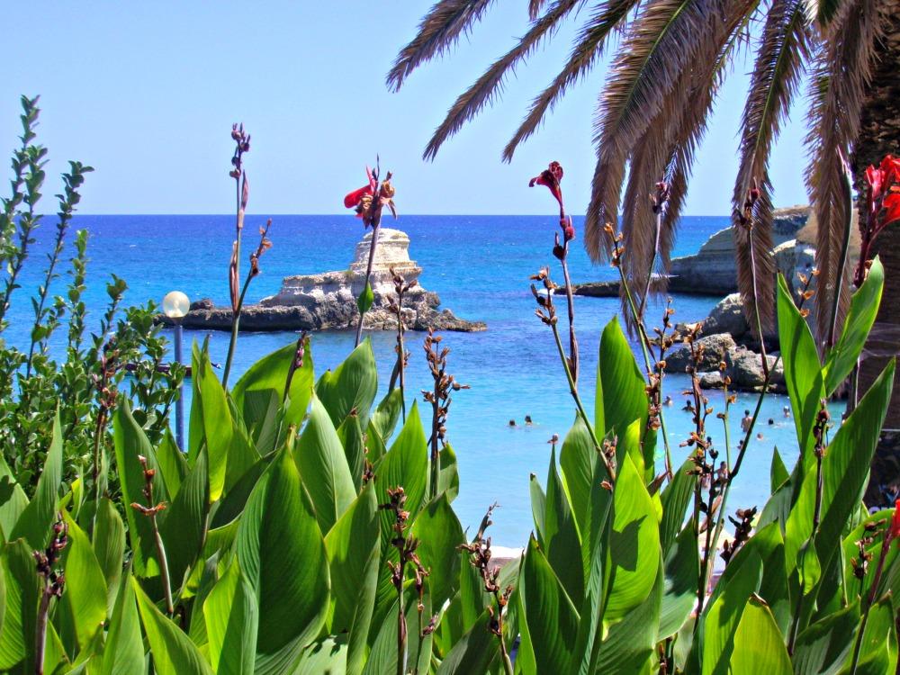 Salento Italy Sant'Andrea beach