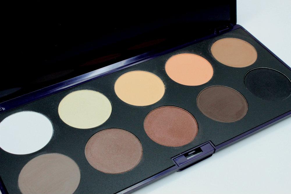 Neve Cosmetics Elegantissimi Eyeshadow Palette