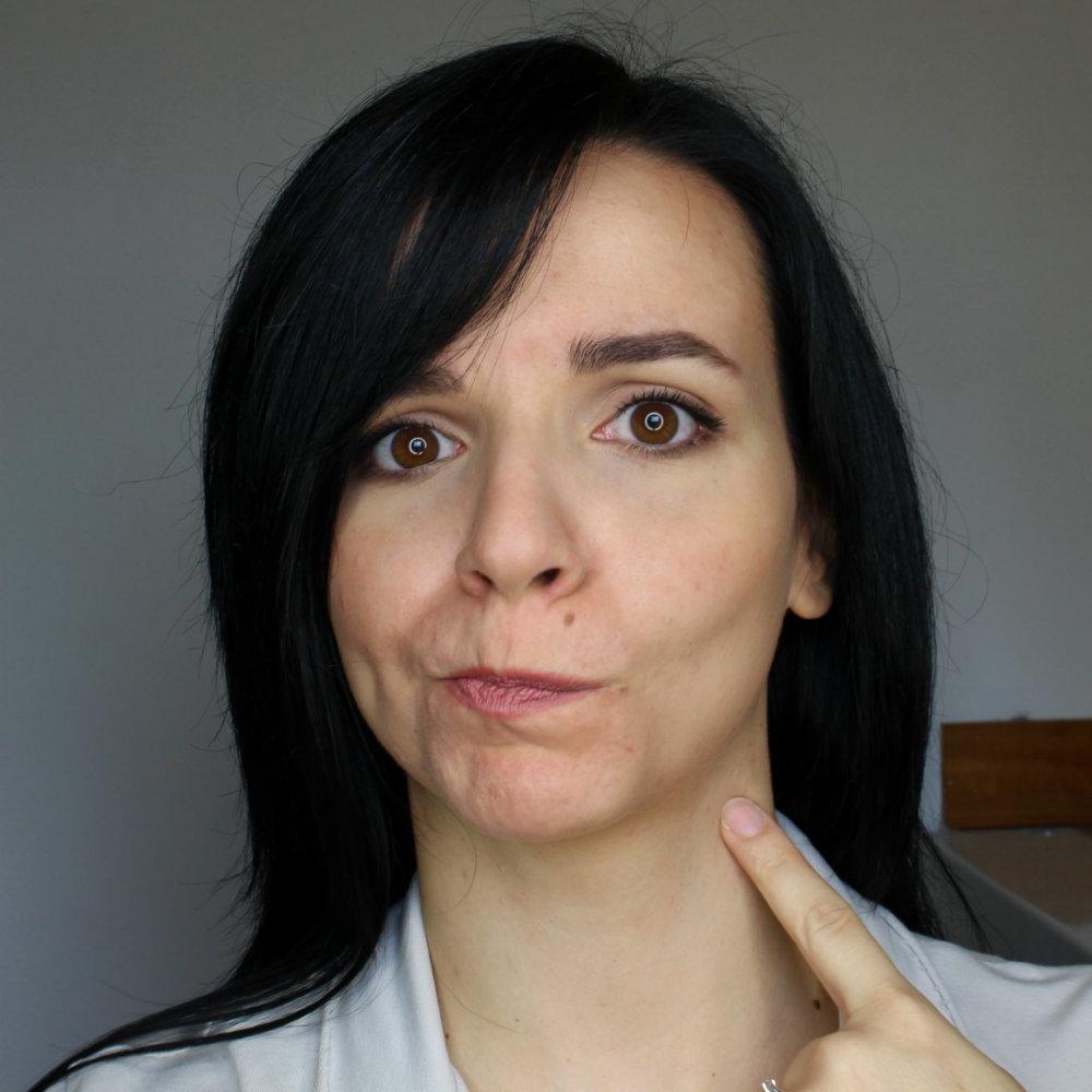 Italian Makeup Look