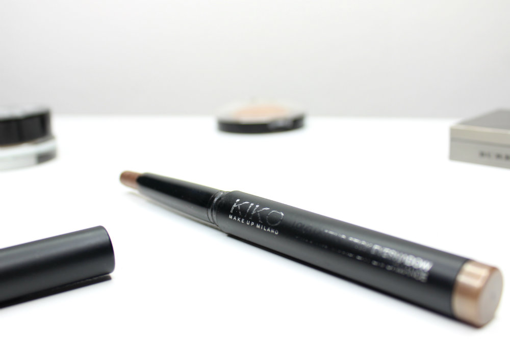 KIKO Long-Lasting Stick Eyeshadow 06 Golden Brown
