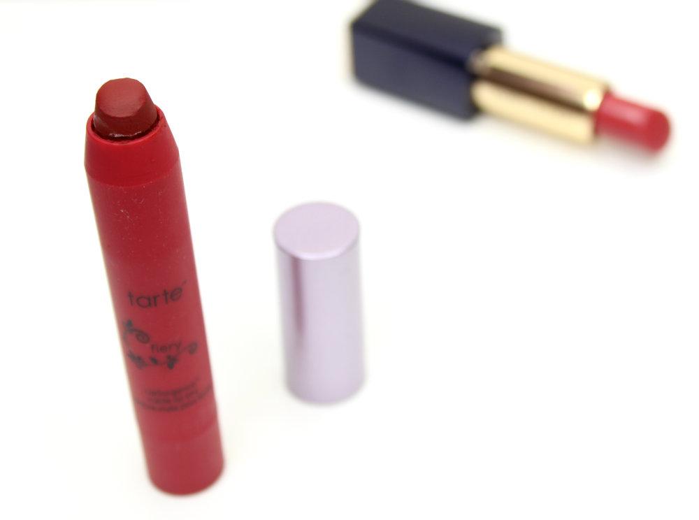 Tarte LipSurgence Matte Lip Tint Fiery