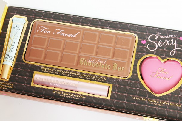 Too Faced The Sweeter Side Of Sexy Makeup Collection