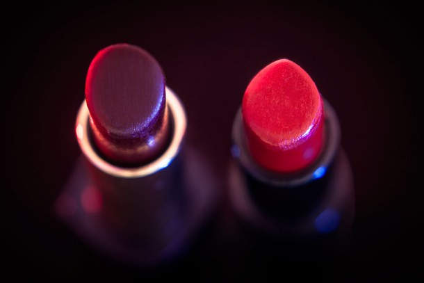 Estee Lauder Pure Color Envy Matte (L) bullet comparison