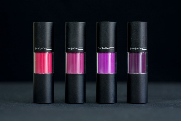 MAC Versicolour Stain Collection Spring 2016
