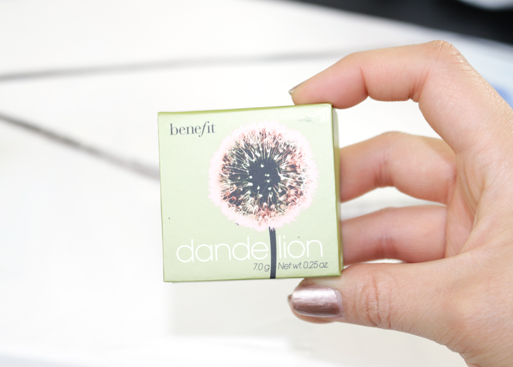 benefit dandelion collection dandelion box powder