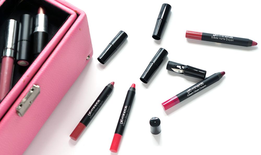 pink lipsticks spring