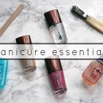 manicure essentials