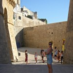 Castle of Otranto, Salento, Italy