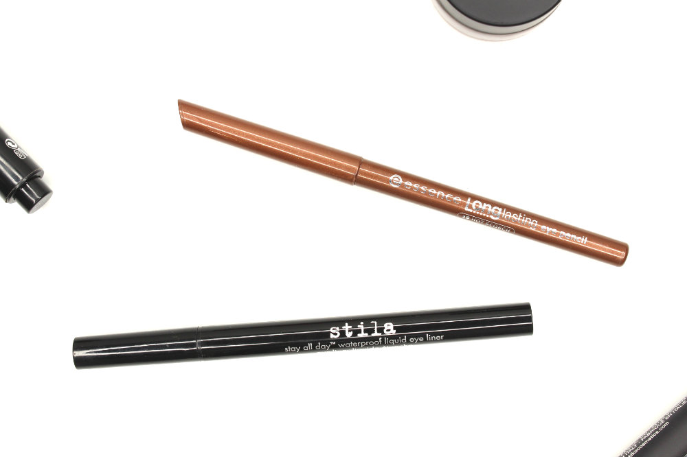 Stila Stay All Day Waterproof Eyeliner Essence Long-Lasting Eyeliner Hot Scorch