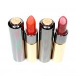 KIKO Gossamer Emotion Creamy Lipstick 117 Papaya 106 Mauve