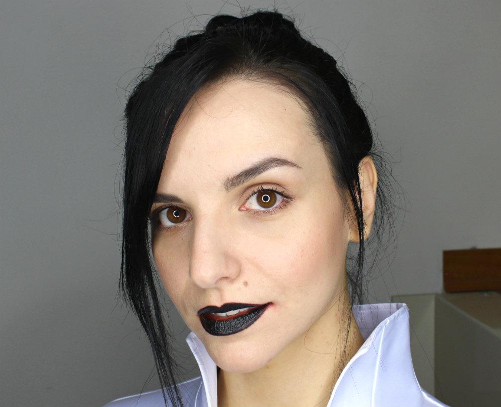 KIKO Gossamer Emotion Creamy Lipstick 130 Black