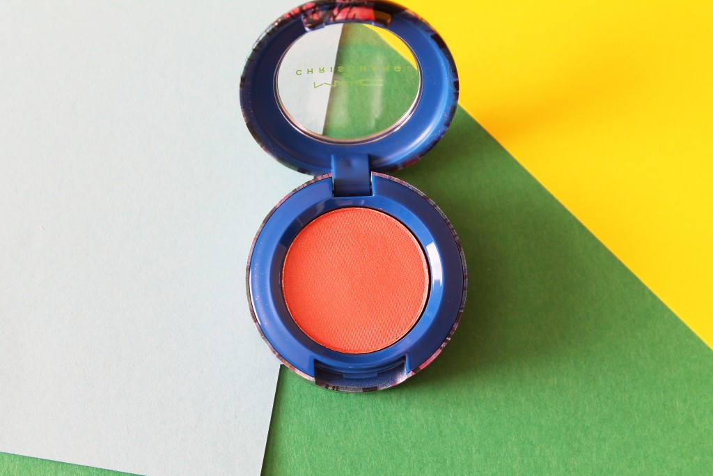 The Chris Chang collection Electric Mandarin Eyeshadow