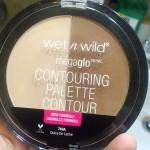 Wet n Wild Contouring Palette in Dulce De Leche