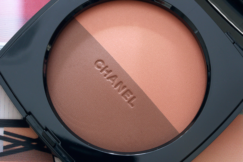 chanel summer 2016 les beiges duo no 2