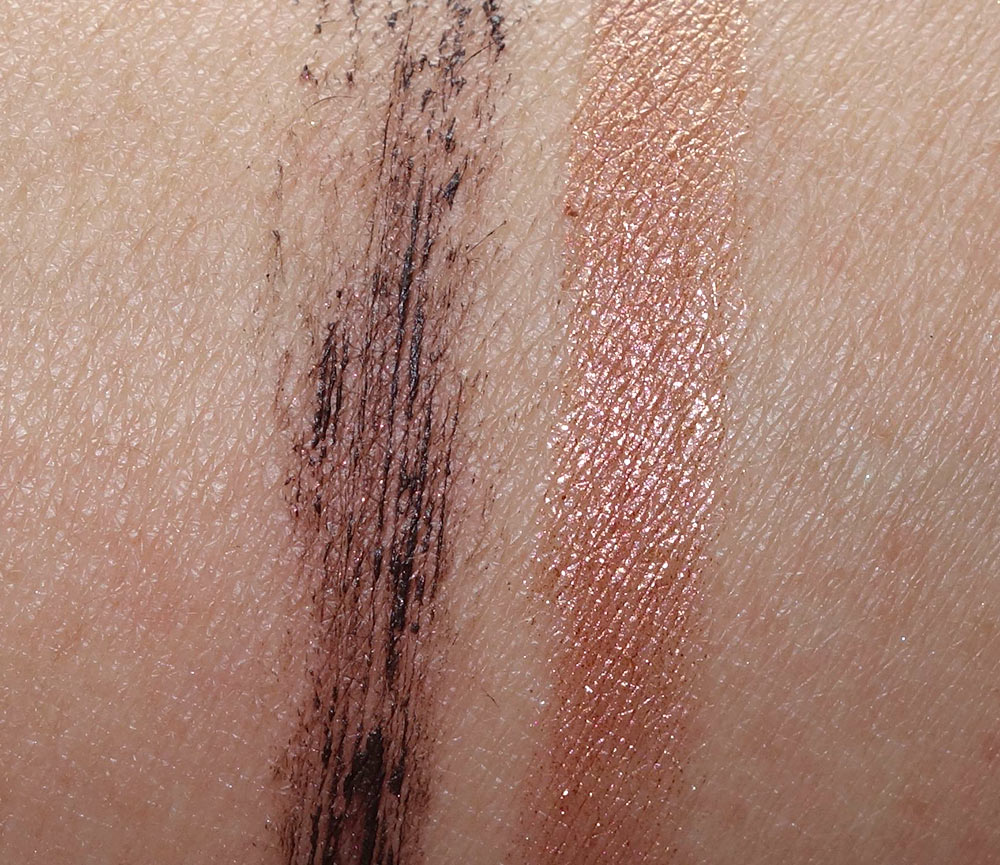 chanel summer 2016 swatch mirage sable
