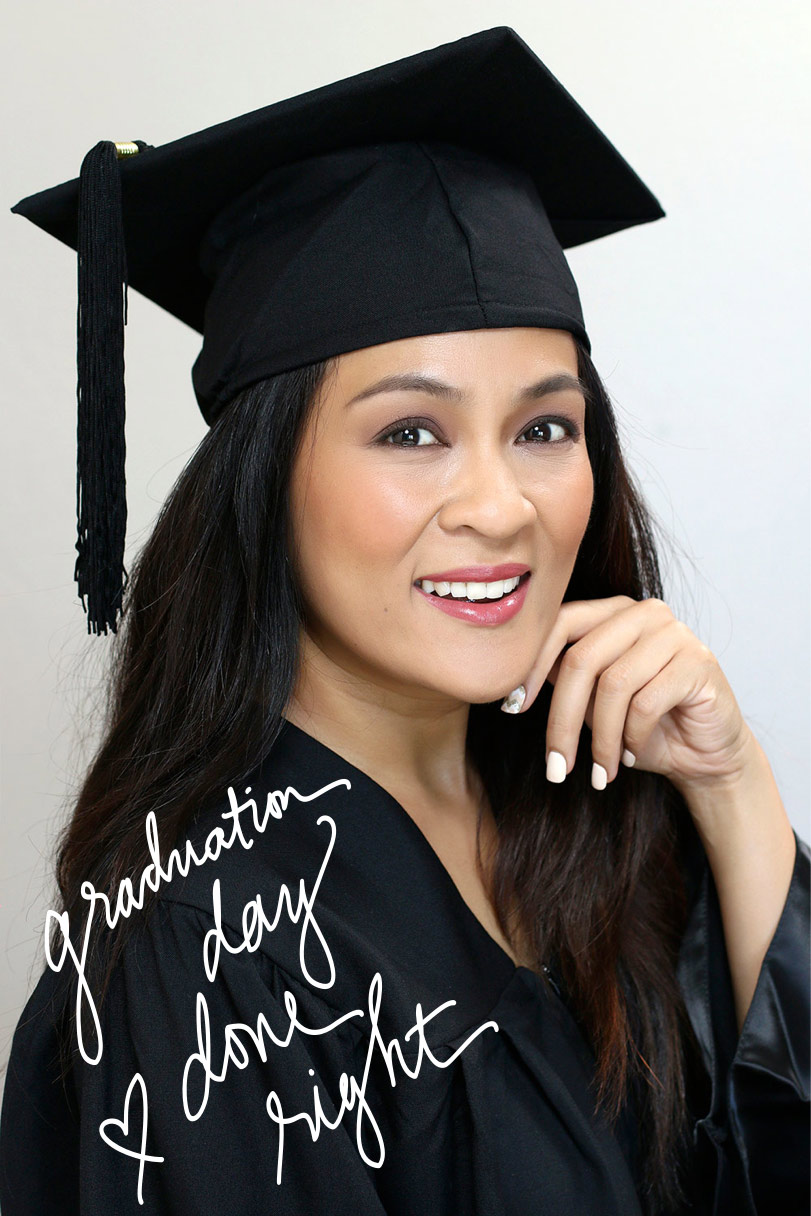 How To Do Hair And Makeup For Graduation - Makeup Vidalondon