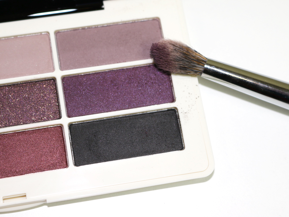hm aubergine dream eyeshadow palette