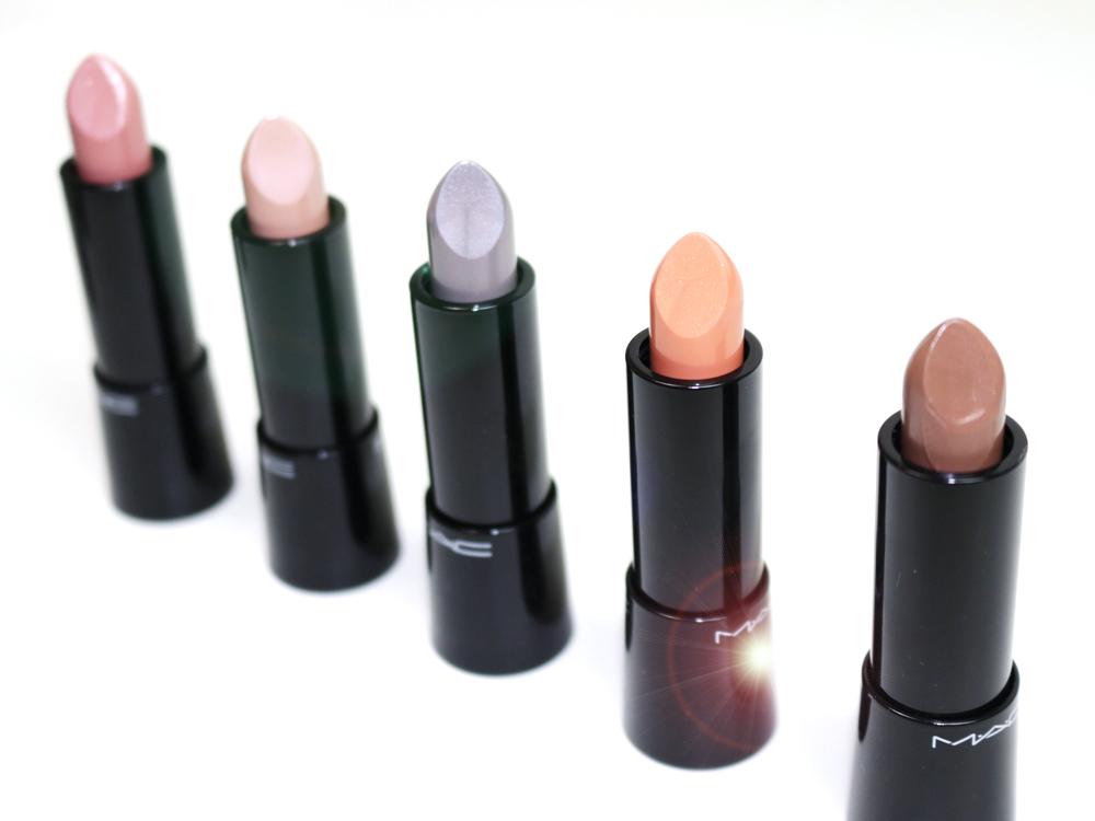 Mineralize Rich lipsticks future mac collection