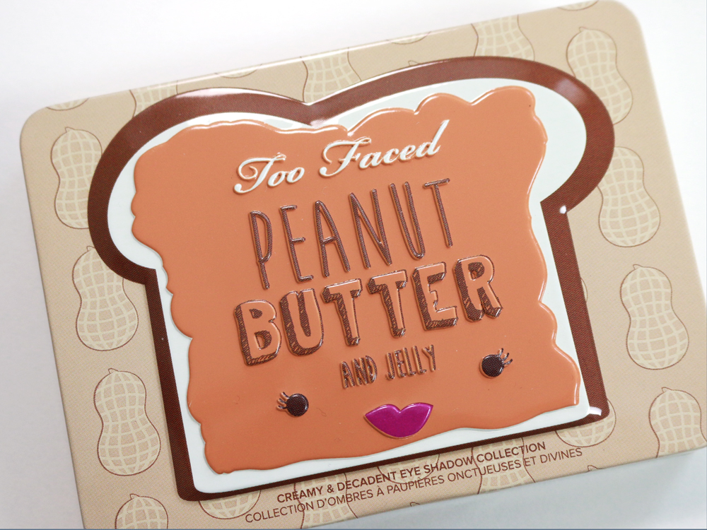 too faced peanut butter palette cover