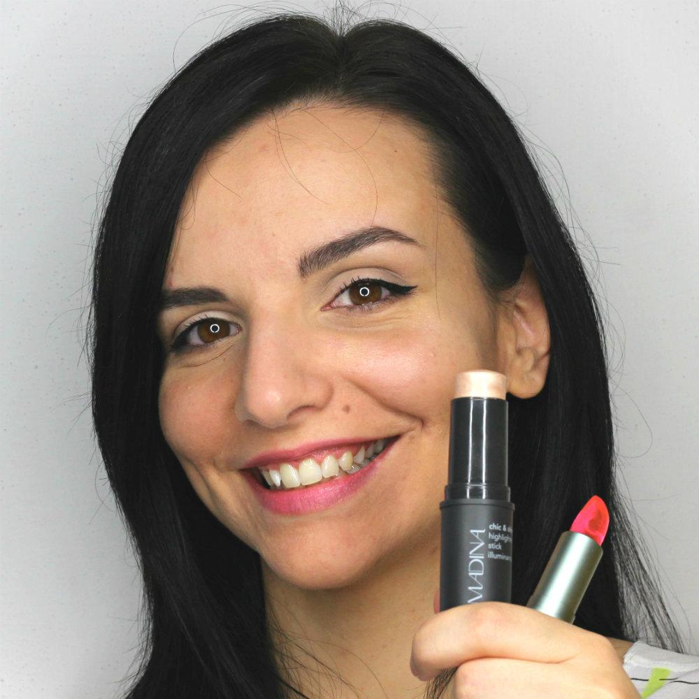 MADINA Milano Italian Makeup