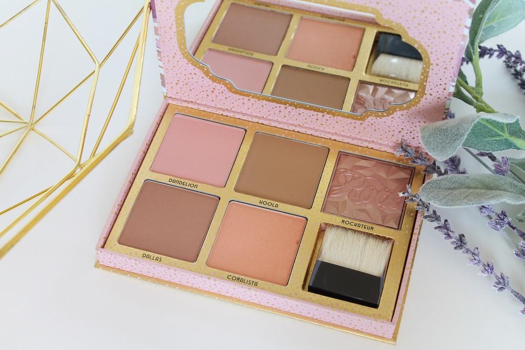 Benefit Cheekathon Blush and Bronzer Palette