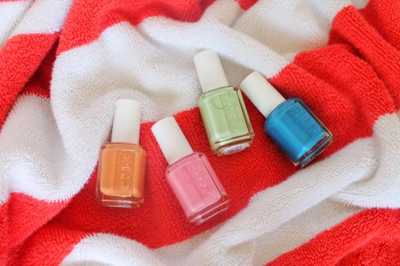 The Essie Resort 2016 Collection