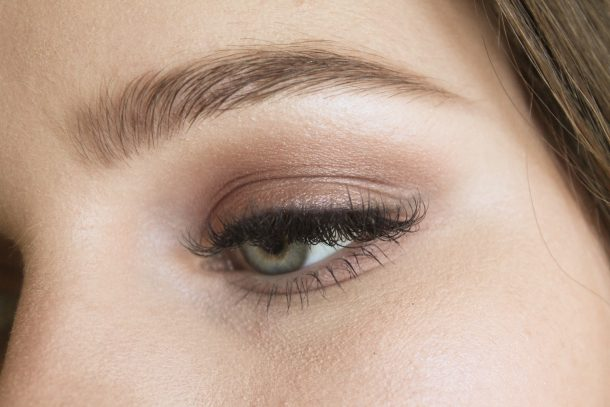 Eye look using the Naked 3 Palette