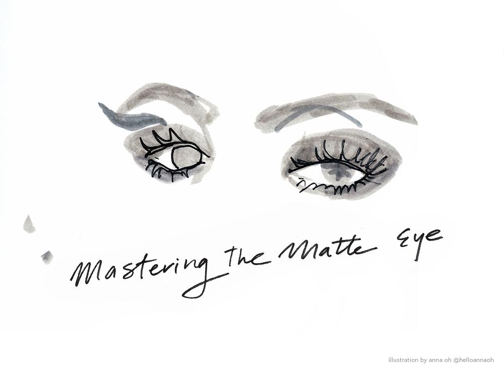 anna oh beauty illustration it cosmetics