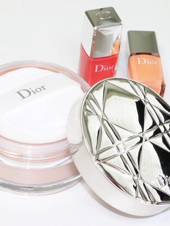 dior shimmering loose powder 001