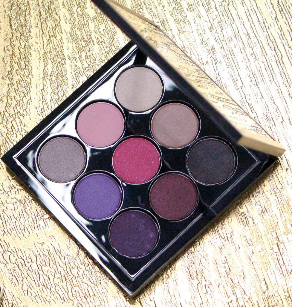mac fashion pack eyeshadow palette