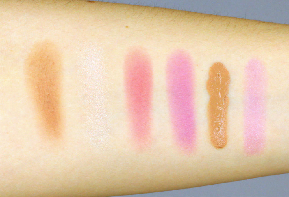 MADINA Milano swatches