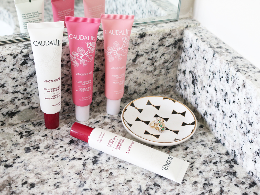 Caudalie Paris Vinosource Moisturizers