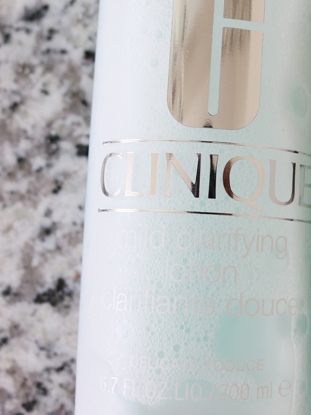 Clinique Mild Clarifying Lotion
