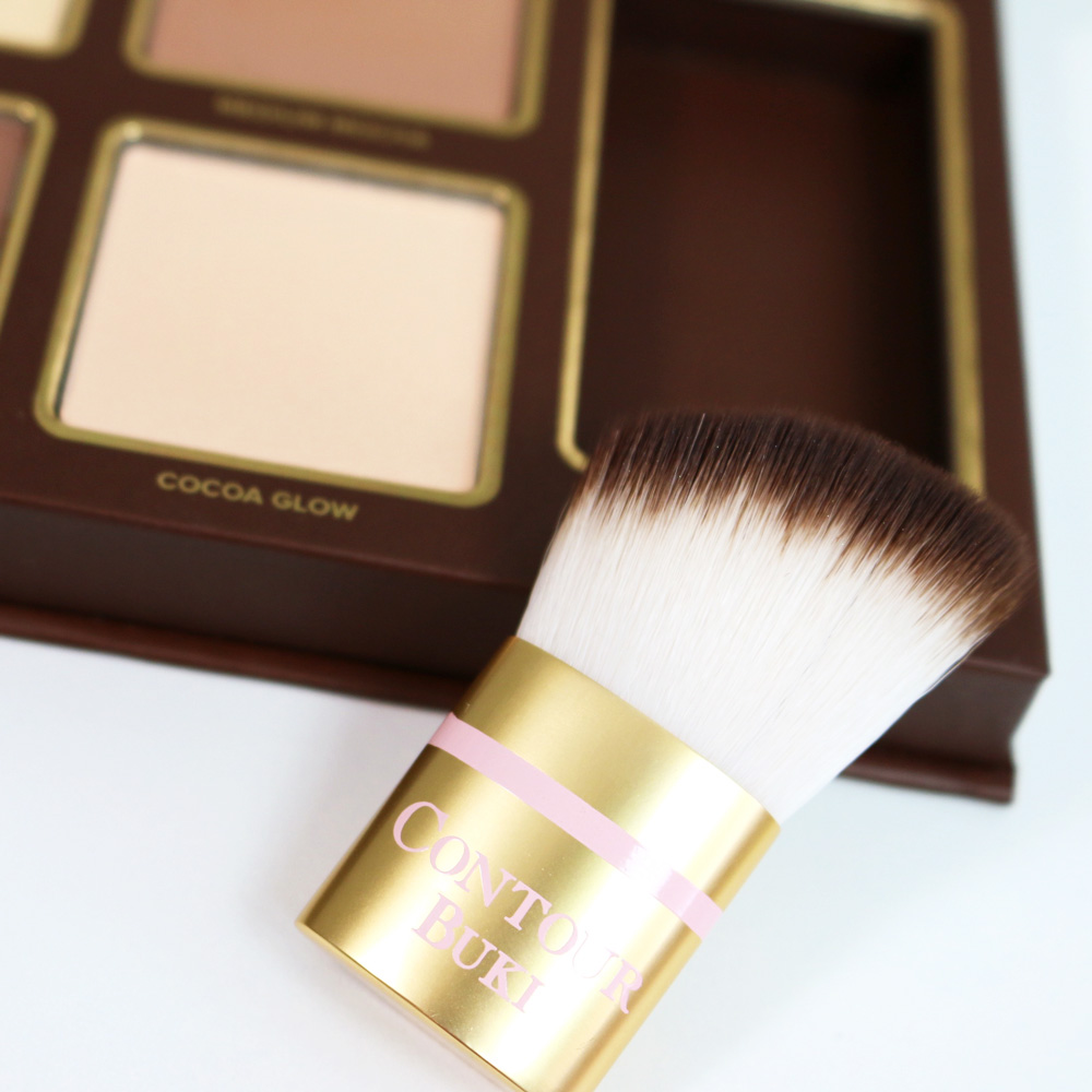 too faced cocoa contour buki brush