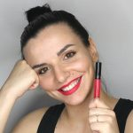 Sephora Cream Lip Stain 03 Strawberry Kissed Swatch