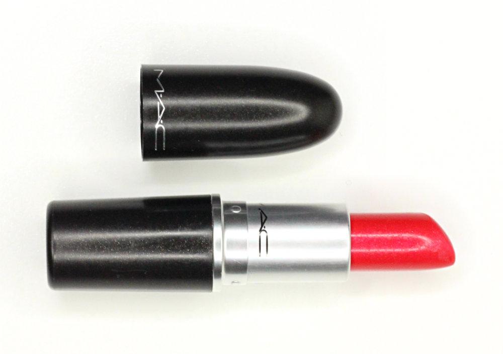 MAC Lipstick Fusion Pink